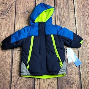 Wippette Baby Boys 12 Month Colorblock Ski Jacket